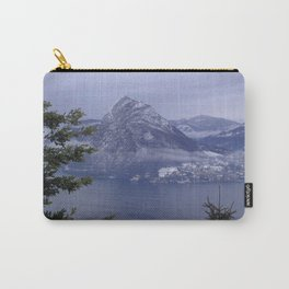 Lake Lugano Carry-All Pouch