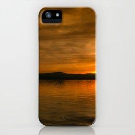 Belmont Beach iPhone Case