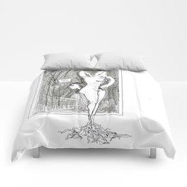 Fake past Comforters