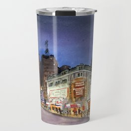 Shubert Theatre Hello Dolly Marquee Travel Mug