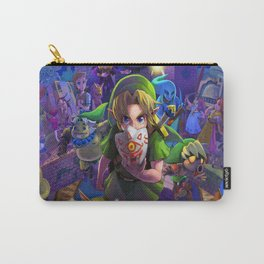 Zelda majora  , Zelda majora  games, Zelda majora  blanket, Zelda majora  duvet cover, Carry-All Pouch
