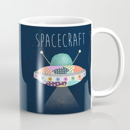 Spacecraft Coffee Mug
