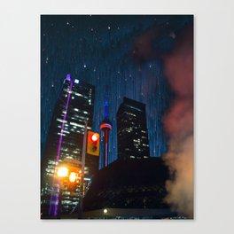 Metropolis Air Canvas Print