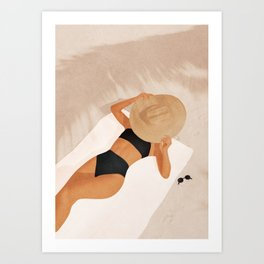 That Summer Feeling II Art Print