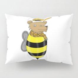 Bumble Bear Pillow Sham