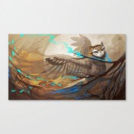 Dream Owl Canvas Print