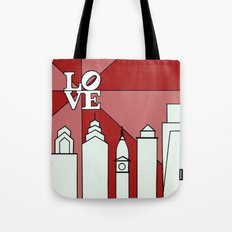 LOVEred Tote Bag