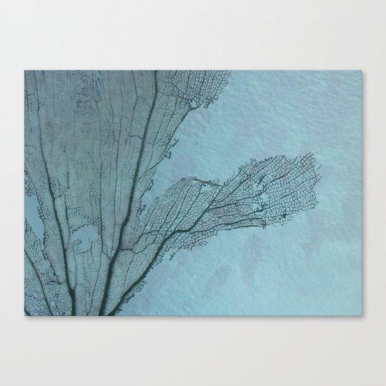 The screen Canvas Print