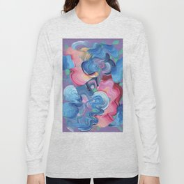 Abstraction #3 Long Sleeve T-shirt