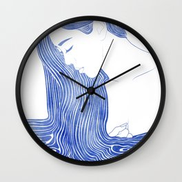 Nereid XLVII Wall Clock