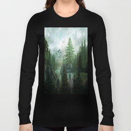 Mountain Morning 2 Long Sleeve T-shirt