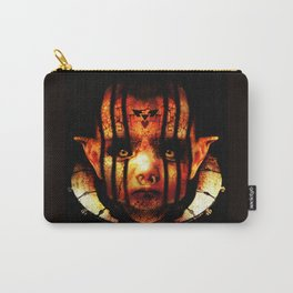 Satanic Alien Baby Carry-All Pouch