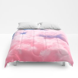 Candy Sky Comforters