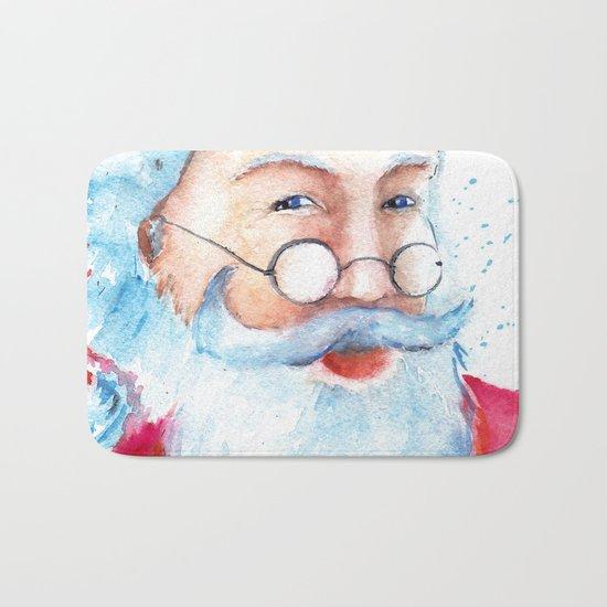 Santa Claus #2 Bath Mat