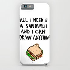 All I Need Is A Sandwich Slim Case iPhone 6s
