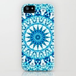 Visuddha - The Chakra Collection iPhone Case