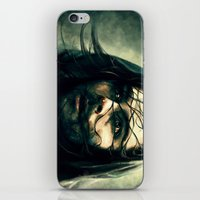 kili iPhone & iPod Skins featuring Kili by Laura Lindsey