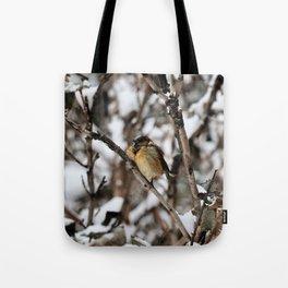 Friendly Freezing Tote Bag