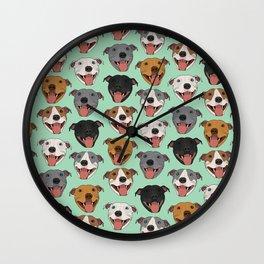Best Breed Wall Clock