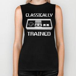 Classically Trained Biker Tank