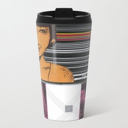 Collage #10 (Top Secret Special) Metal Travel Mug