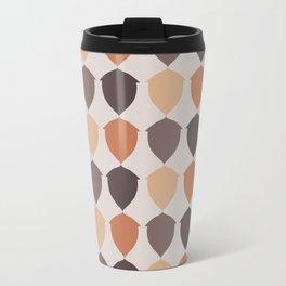 Fall Acorns Travel Mug