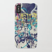 fallout iPhone & iPod Cases featuring Fallout Shelter Graff. by Sobriquet Studio