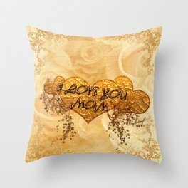 Mother's day Throw Pillow