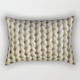 knitwit Rectangular Pillow