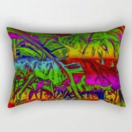 Way 2 Hot Rectangular Pillow