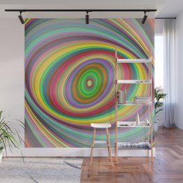 Happy brightness Wall Mural