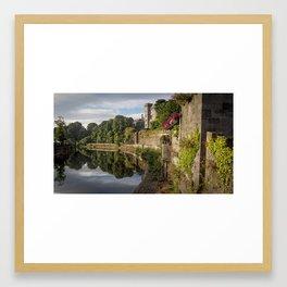 Kilkenny Castle,Ireland. Framed Art Print