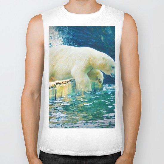 Polar Biker Tank