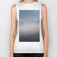 utah Biker Tanks featuring Utah Sky by Sophie Pellegrini