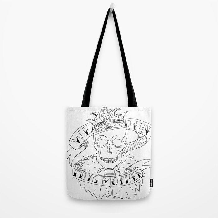 #Girls Tote Bag