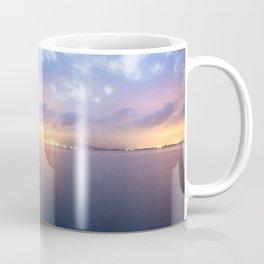 Watching the City lights II Coffee Mug