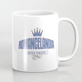 Romancelandia Never Forgets Coffee Mug