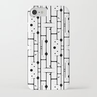 birch iPhone & iPod Cases featuring Birch by Cosmos Creative