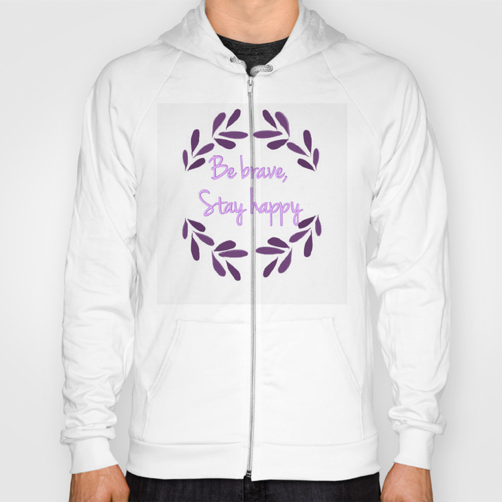 Be Brave Hoody by Visual_teo SSR7642167