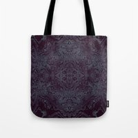 tatoo Tote Bags featuring Tatoo weft by NumericEric