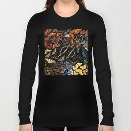 Butterflies of North America Long Sleeve T-shirt