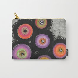 Flowers #6 Carry-All Pouch