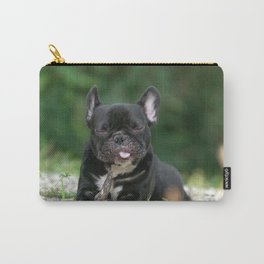 Timmy - French Bulldog Carry-All Pouch