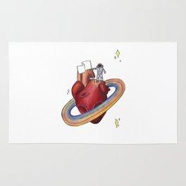 Heart Landing Rug
