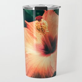 Hibiscus in the bloom Travel Mug