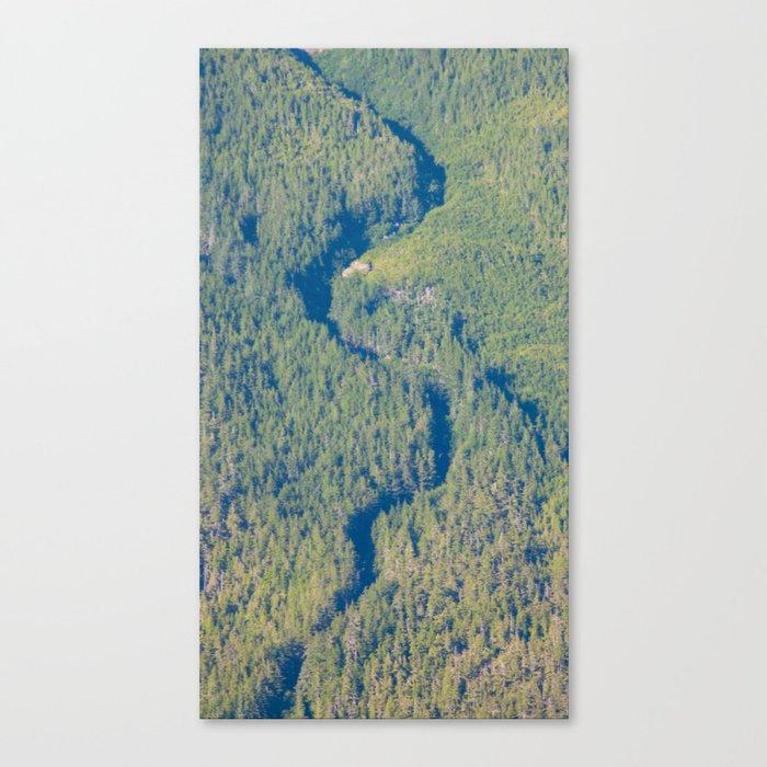 Shadow Creek Canvas Print