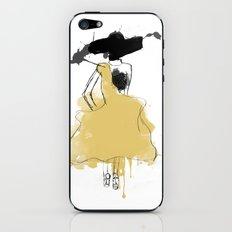 McQueen iPhone & iPod Skin