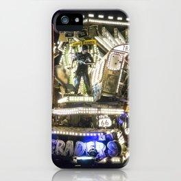 Trash City iPhone Case