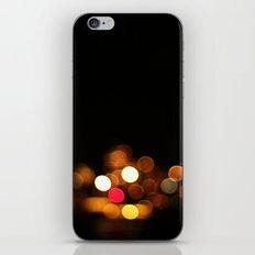 Bokeh Streetlights iPhone & iPod Skin