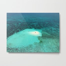 The Great Barrier Reef Metal Print
